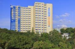 Hotel in Prage Royalty Free Stock Image
