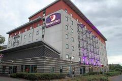 Hotel Premiers Inn Stockfotos