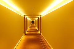 Hotel que janta o restaurante Imagem de Stock