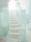 Hotel Quebeque 2009 do gelo Fotografia de Stock Royalty Free
