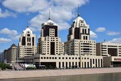 Hotel RADISSON in Astana / Kazakhstan Stock Image