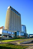Hotel Radisson Blu view on June 6, 2015 Stock Photo