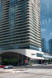 Hotel Radisson in Chicago, de V.S. Stock Afbeeldingen