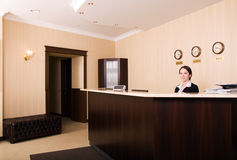 Free Hotel Reception Royalty Free Stock Images - 11794299