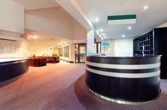 Hotel reception Royalty Free Stock Image