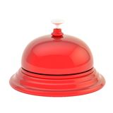 Hotel reception bell isolated Royalty Free Stock Image