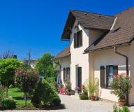 hotel Recurso Portschach am Worthersee Áustria Fotos de Stock