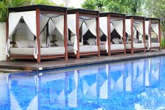 Hotel Resort Royalty Free Stock Photo