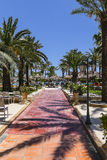 Hotel resort in sousse Royalty Free Stock Photography