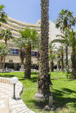Hotel resort in sousse Stock Photo