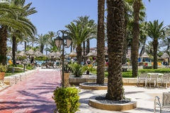 Hotel resort in sousse Stock Photos