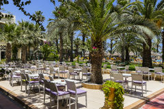 Hotel resort in sousse Stock Image