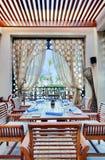 Hotel Restaurant Stock Image