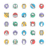 Hotel & Restaurant Cool Vector Icons 3. Get ready for holidays stay in hotels. Here are Hotel Vector Icons that you can use in your next hospitality and Stock Photo