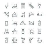 Hotel & Restaurant Cool Vector Icons 3. Get ready for holidays stay in hotels. Here are Hotel Vector Icons that you can use in your next hospitality and Stock Images