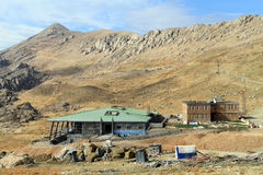 Nemrud Dagi. Hotel and restaurant near Nemrud Dagi in Turkey Stock Photos