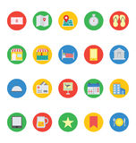 Hotel and Restaurant Vector Icons 2 royalty free illustration