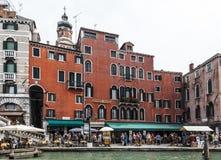 Hotel Rialto Stock Image