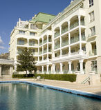 Hotel Romance in Saints Constantine and Helena resort Royalty Free Stock Image
