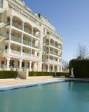 Hotel Romance, Saints Constantine and Helena resort, Bulgaria Stock Photography