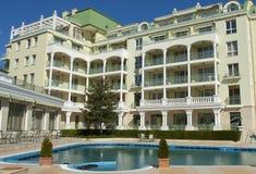 Hotel Romance, Saints Constantine and Helena resort, Bulgaria Stock Photo