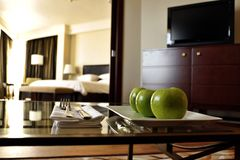 Hotel room 04 Royalty Free Stock Photos