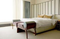 Hotel room. A bright hotel room in Macau Stock Image