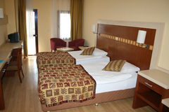 Free Hotel Room Stock Photography - 20018862