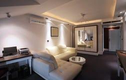 Hotel room Royalty Free Stock Photo