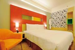 hotel room Στοκ φωτογραφίες με δικαίωμα ελεύθερης χρήσης
