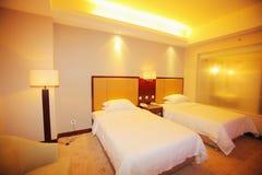 hotel room Στοκ εικόνα με δικαίωμα ελεύθερης χρήσης