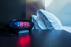 Free Hotel Room Alarm Clock Royalty Free Stock Photography - 51810557