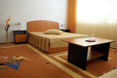 Hotel room arranged Royalty Free Stock Images