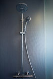 Hotel room bathroom Royalty Free Stock Photo