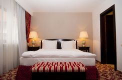 Hotel room Royalty Free Stock Photography