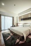 Hotel room or bedroom Interior. Stock Image