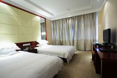 Hotel room interior Royalty Free Stock Photography