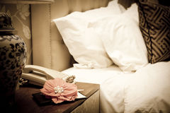 Hotel room interior Royalty Free Stock Images