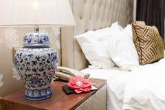 Hotel room interior royalty free stock photo