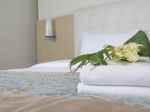 Hotel room interior Stock Image