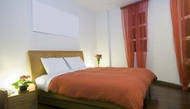 Hotel room La Candelaria Bogota Colombia Royalty Free Stock Images