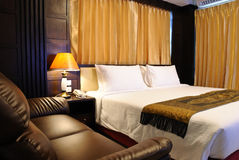Hotel room in Thailand Royalty Free Stock Image