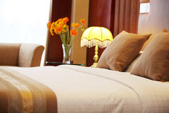 Hotel rooms stock images