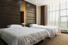 Hotel rooms Royalty Free Stock Image