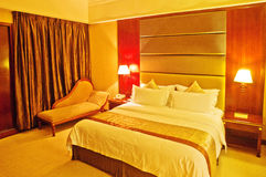 Hotel Rooms Royalty Free Stock Photography