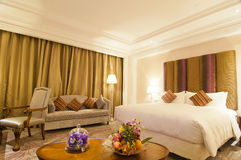 Hotel rooms Royalty Free Stock Photos