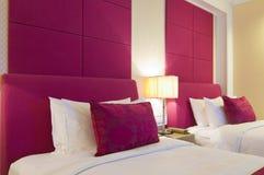 Hotel rooms Stock Photo