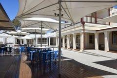 Hotel Rottnest: Bar and Bistro Stock Photo