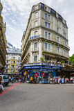 The Hotel Royal in Lourdes Stock Image