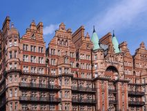The Hotel Russell, London Royalty Free Stock Images